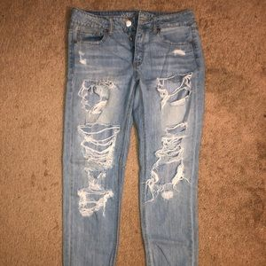 American Eagle Tomgirl/Mom Jeans